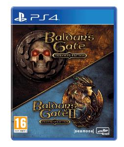 Baldur's Gate 1+2 Enhanced Edition sur PS4