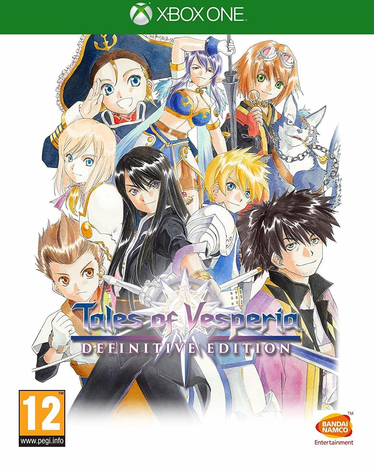 Tales of Vesperia - Édition Definitive sur Xbox One (vendeur tiers)