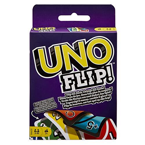 Jeu de cartes Uno Flip