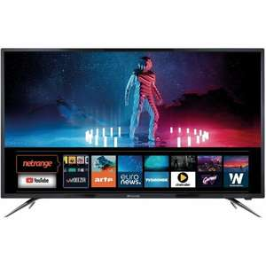 "TV LED 58"" Polaroïd TVS58U4KP - 4K UHD, Smart TV"