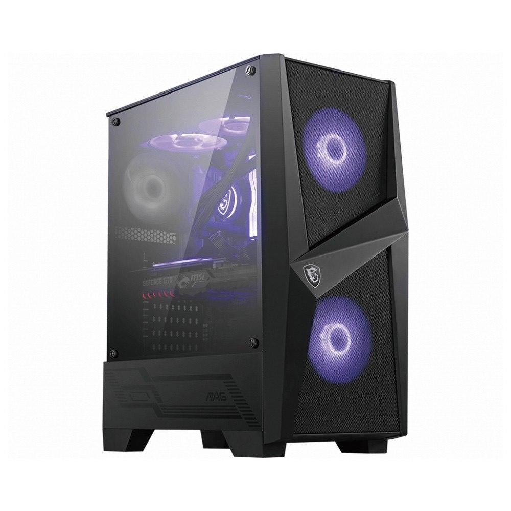 Boitier PC MSI MAG Forge 100M - ATX, RGB (techinn.com)