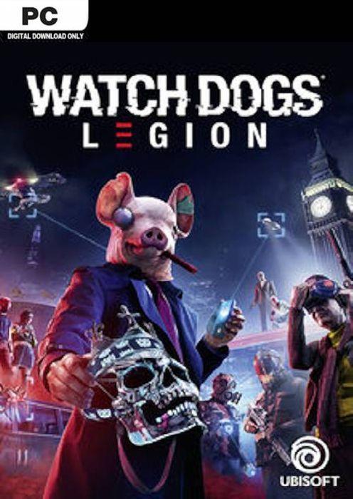 Watch Dogs Legion sur PC (Dématérialisé - Ubisoft Connect)