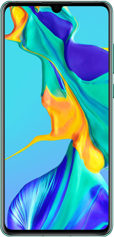 "Smartphone 6.1"" Huawei P30 - full HD+, Kirin 980, 6 Go de RAM, 128 Go - Bleu (365.67€ avec le code LASTCHANCE)"