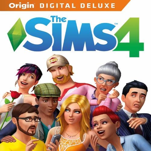 Les Sims 4 - Édition Digital Deluxe sur PC (dématérialisé)