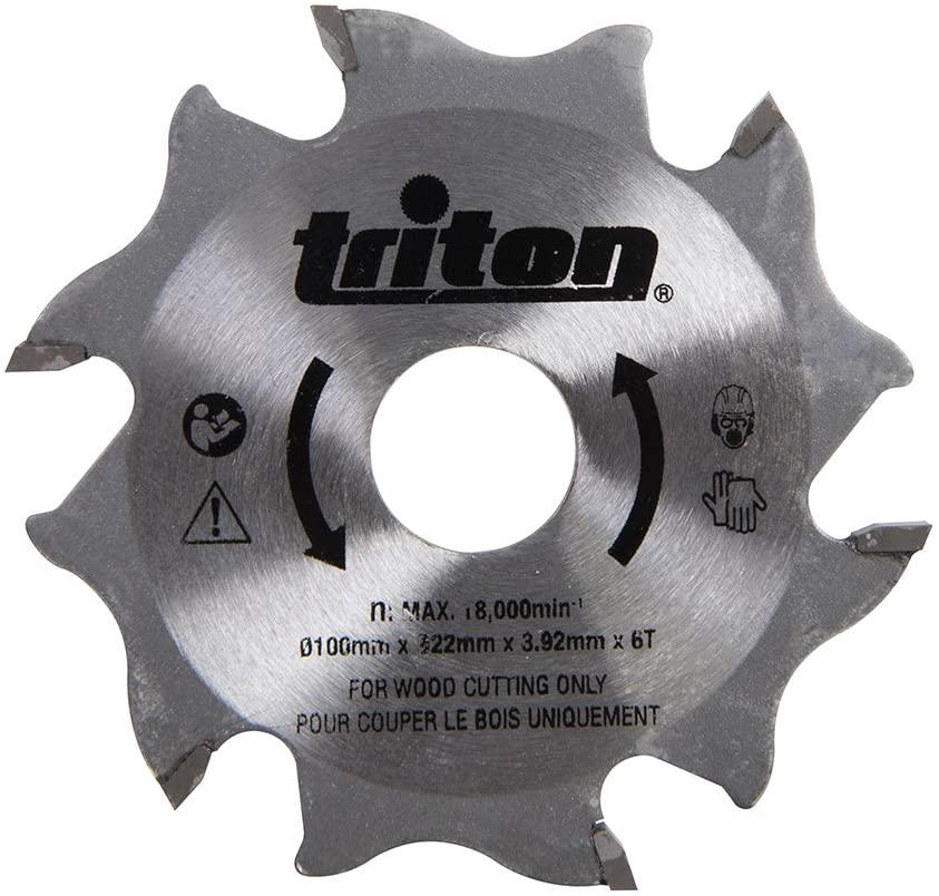 Lame pour fraiseuse à lamelles Triton TDJ600 - 100 mm