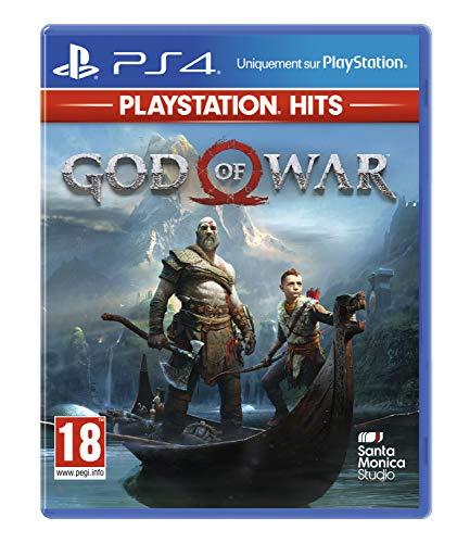 Sélection de jeux en promotion - Ex : Jeu God of War sur PS4 - Edition Playstation Hits