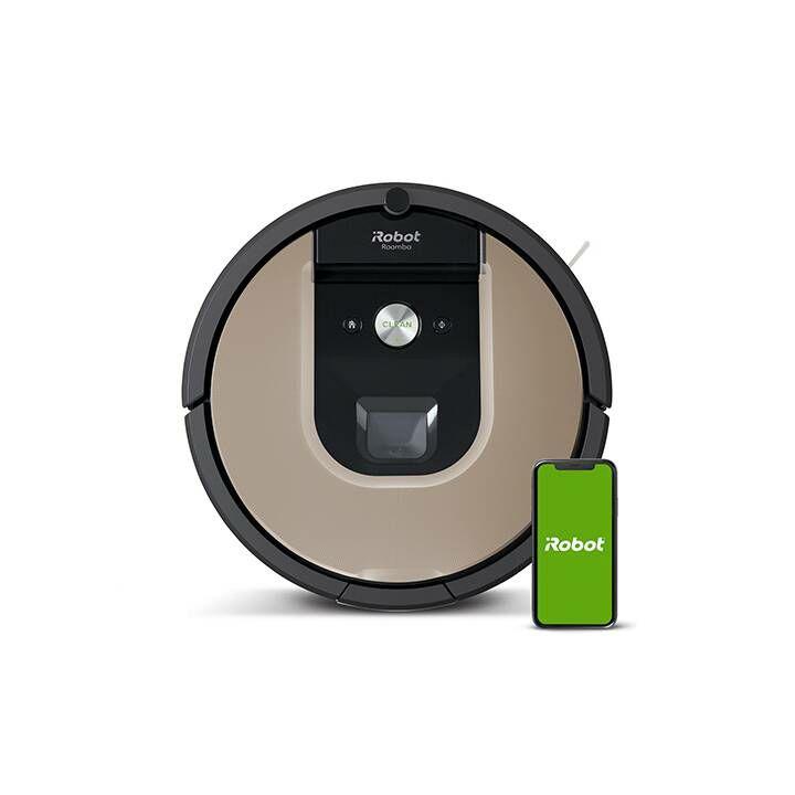 Aspirateur robot iRobot Roomba 976 (Frontaliers Suisse)