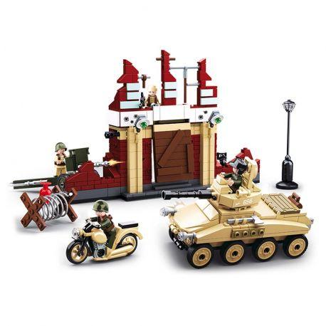 Jouet Set bataille Stalingrad M38-B0696 (vetsecurite.com)