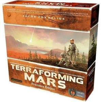 Jeu de société Terraforming Mars (Vendeur Tiers)