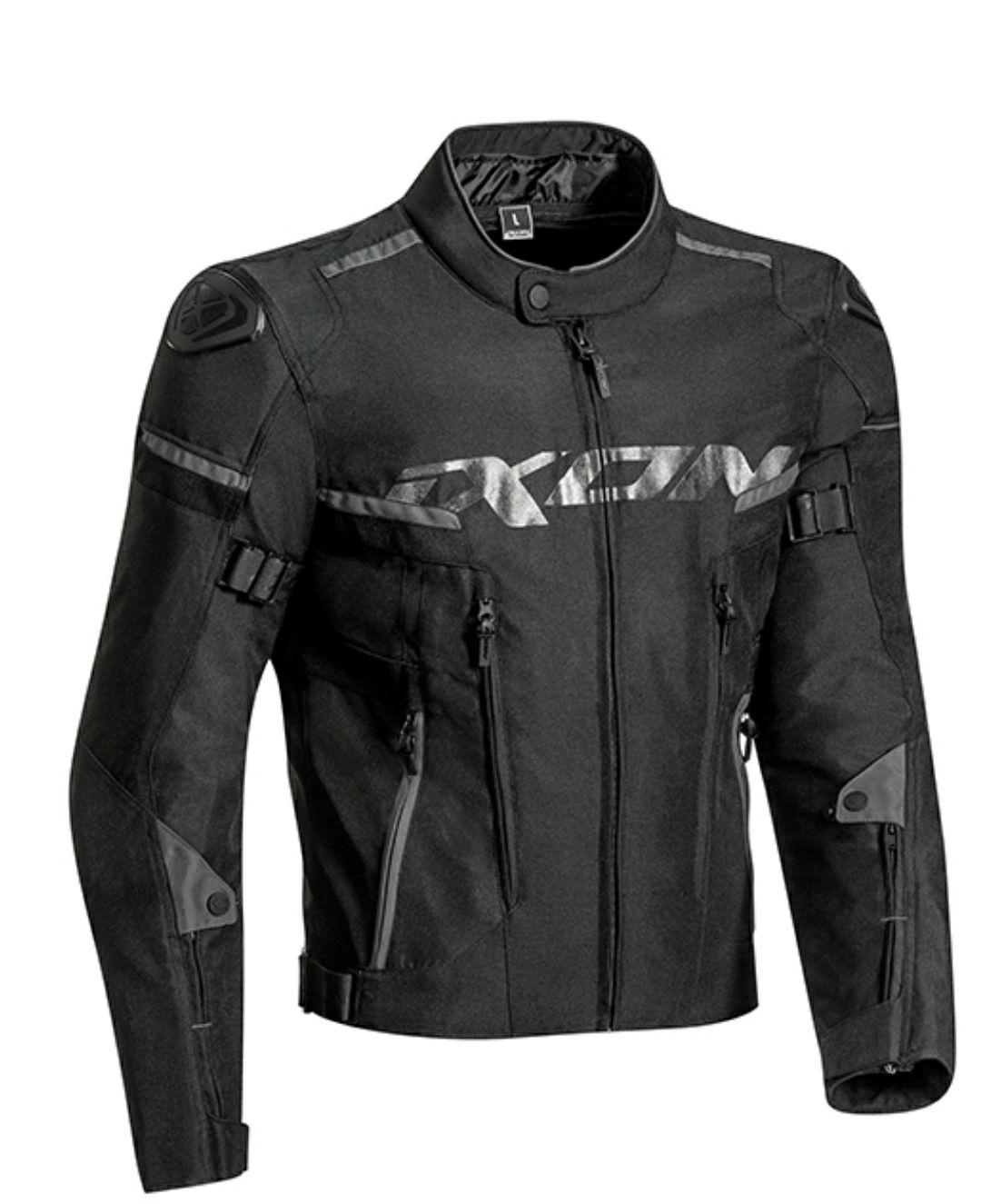 Blouson de moto en textile Ixon Sirocco - Tailles M à 3XL