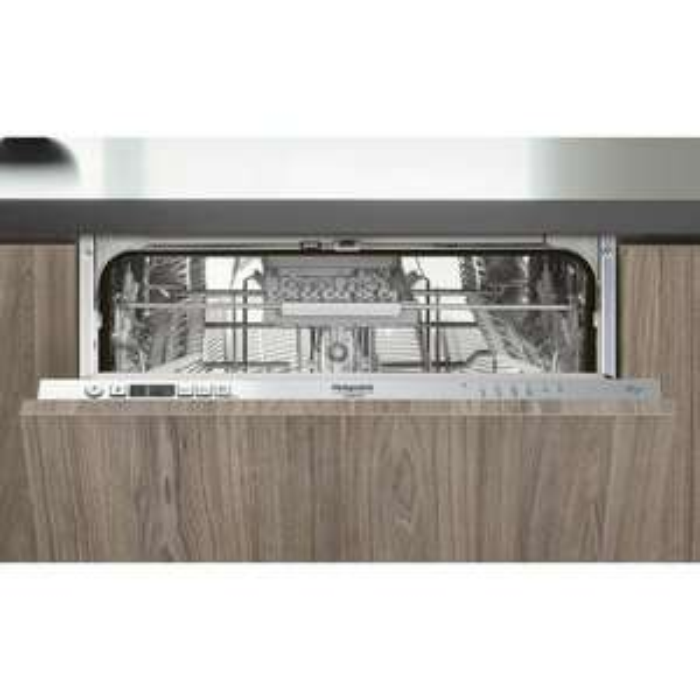 Lave vaisselle tout intégrable Hotpoint HI5020C - 14 couverts