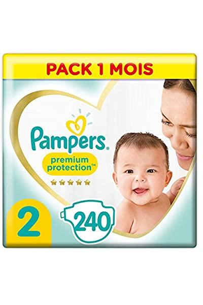 Sélection de Couches et Couched-culottes Pampers en promotion