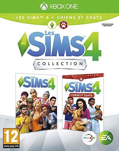 LES Sims 4 + Chats et Chiens sur Xbox One (Dématérialisé)