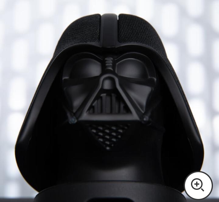 Enceinte Bluetooth Jarre Star Wars Dark Vador