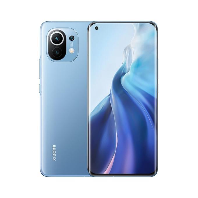 "Smartphone 6.81"" Xiaomi Mi 11 (5G) - WQHD 120 Hz, Snapdragon 888, 8 Go RAM, 128 Go ROM (Plusieurs coloris) - cect-shop.com"