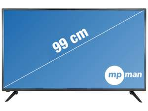 "TV 39.5"" MPMan LEDTV391FHD - full HD, LED (frontaliers Suisse)"