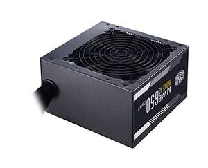 Bloc d'alimentation PC CoolerMaster MWE Bronze V2 - 80Plus Bronze, 650W