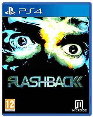 Jeu Flashback sur PS4 (Dématérialisé)