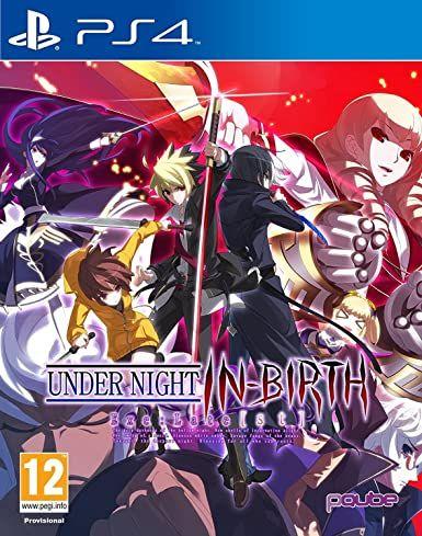 Jeu Under Night In-Birth Exe:Late[st] sur PS4 (Dématérialisé)
