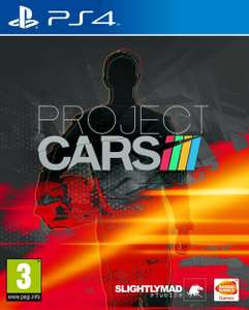 Project Cars sur PS4