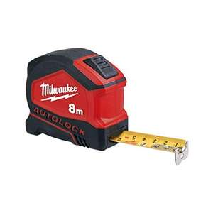 Mètre à Ruban Automatique Milwaukee 8 m