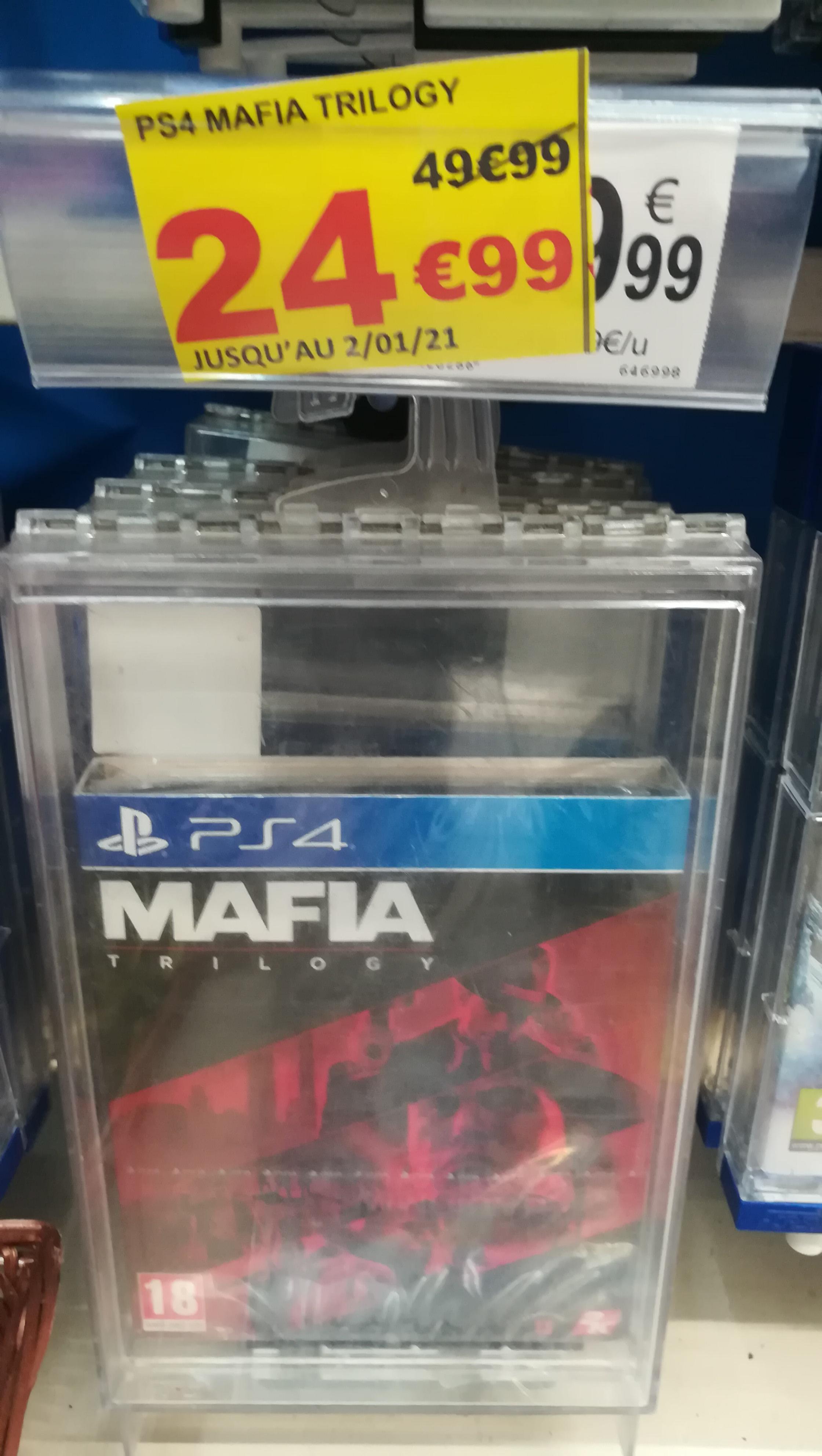 Mafia Trilogy sur PS4 ou Xbox One - Poitiers (86)