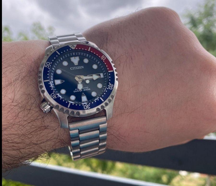 Montre de plongée Citizen ProMaster NY0086-16LE