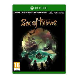 Sea of Thieves Anniversary Edition sur Xbox one