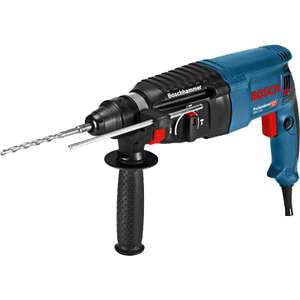 Perforateur Bosch Professional SDS-plus GBH 2-26 (108.99€ + 10.89€ de Rakuten Points)