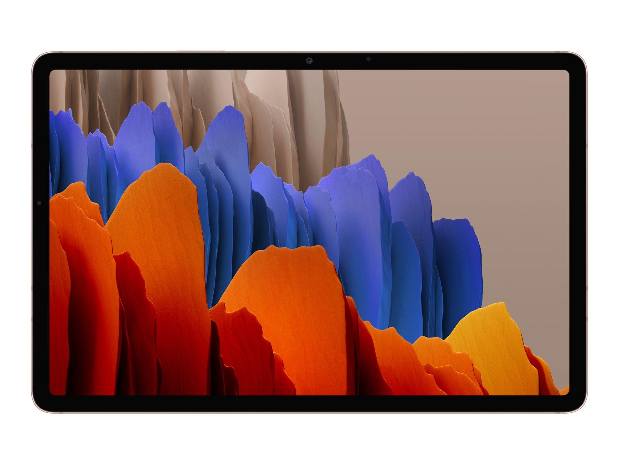 "Tablette 11"" Samsung Galaxy Tab S7 - 128 Go, 6 Go RAM (+ 27,50€ en points Rakuten)"