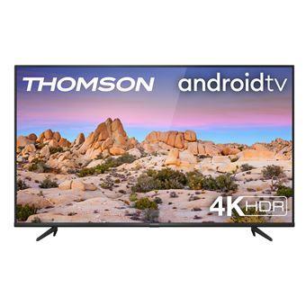 """TV 50"""" Thomson 50UG6430 - 4K UHD, Smart TV, Android"""