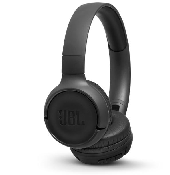 Casque audio sans-fil JBL T560BT - Bluetooth, Noir
