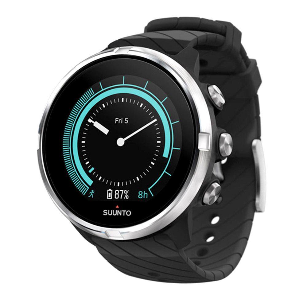Montre GPS/Cardio Suunto 9 G1 HR - Noir