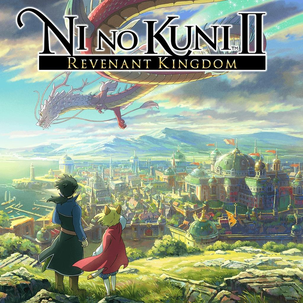 Sélection de jeux vidéo sur PS4 en promotion (dématérialisés) - Ex : Ni no kuni II : L'Avènement d'un Nouveau Royaume