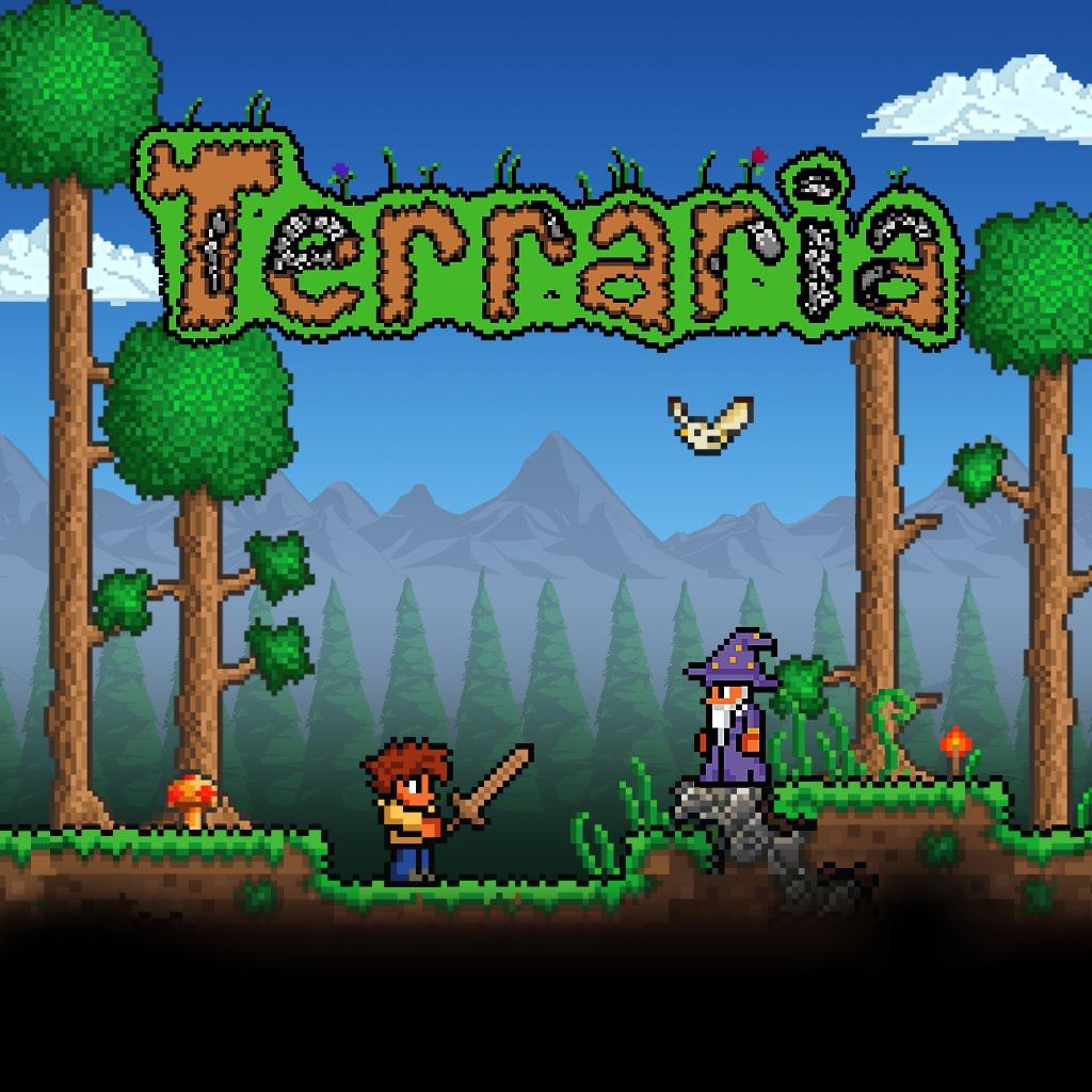 Terraria sur PC (dématérialisé)
