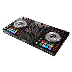 Contrôleur DJ USB Pioneer DDJ-SX3 - avec Serato DJ Pro