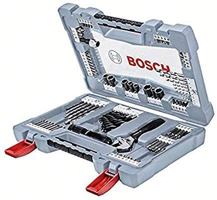 Coffret de forets et embouts Bosch Professionnal 2608P00235 - 91 pcs