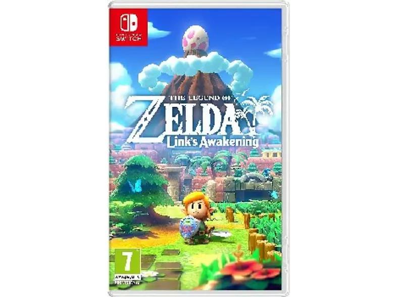 The Legend of Zelda: Link's Awakening sur Switch (Frontaliers Espagne)