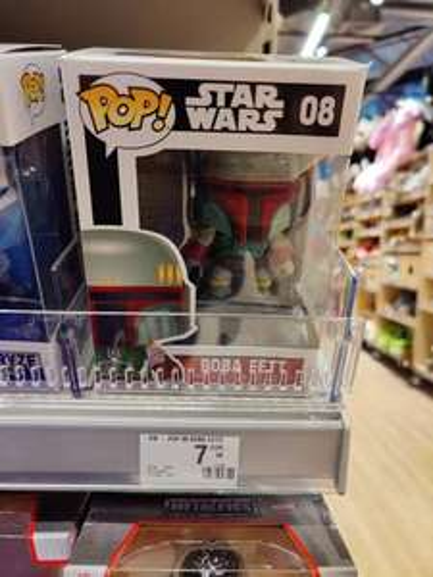 Figurine Funko Pop! Star Wars Classics Boba Fett - Puteaux (92) Éragny (95)