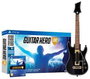 Guitar Hero Live sur PS4 / Xbox One / Wii U / PS3 / 360 / iOS