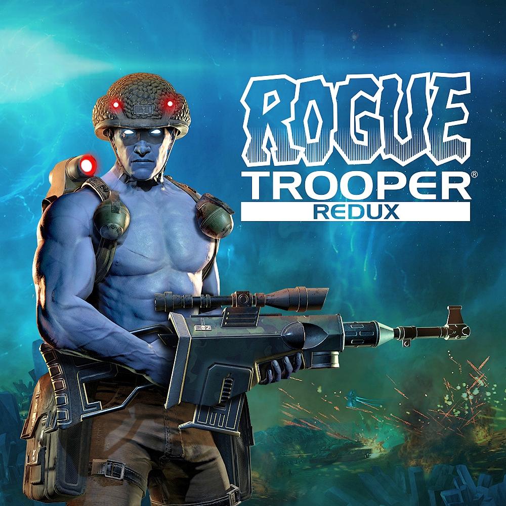 Jeu Rogue Trooper Redux sur Nintendo Switch (dématérialisé)