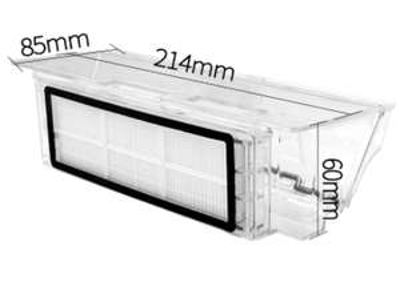 Bac à poussière pour aspirateur robot Xiaomi Mijia 1