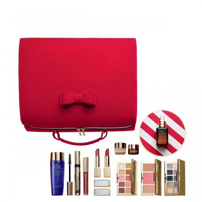 Coffret Noël Soin Et Maquillage Estée Lauder Blockbuster 2020 (parfumerie-en-ligne.com)