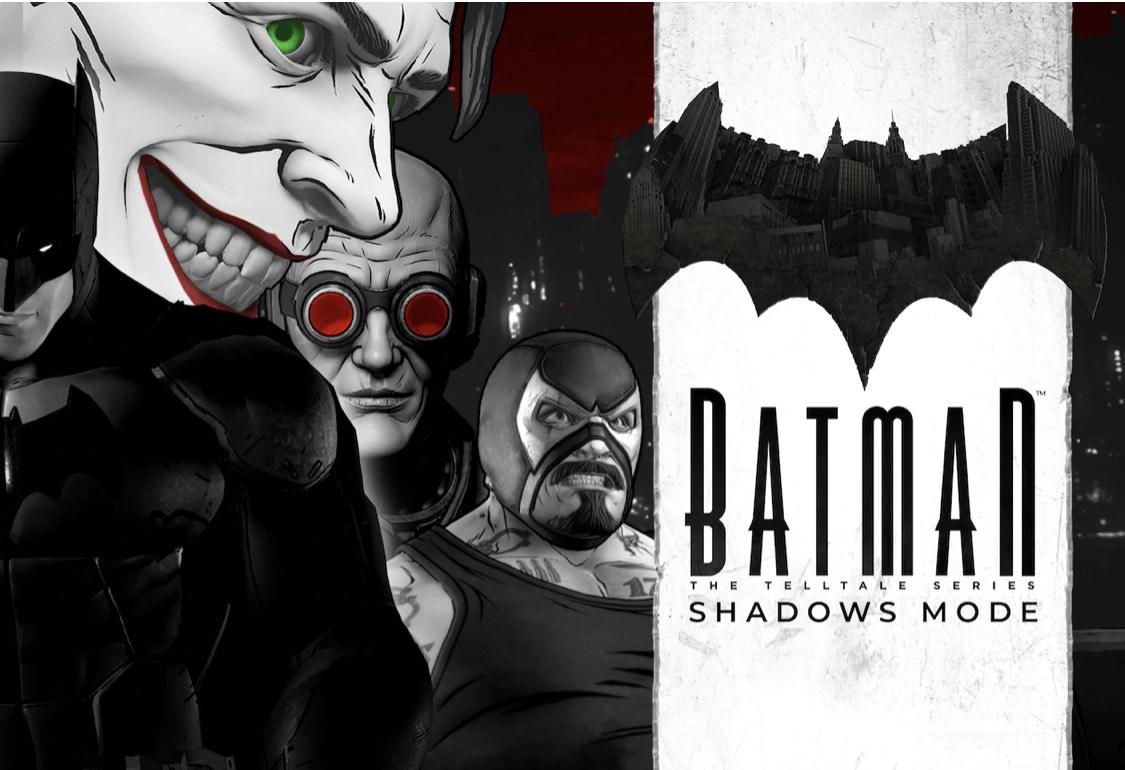 Jeu Batman telltale shadow mode (DLC extension) sur PS4 (Dématérialisé)