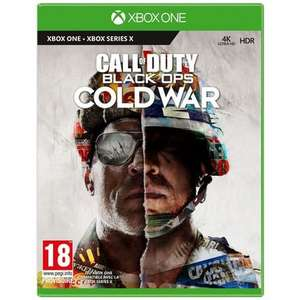 Call of Duty: Black Ops Cold War sur Xbox One & PS4 - Soisy (95)
