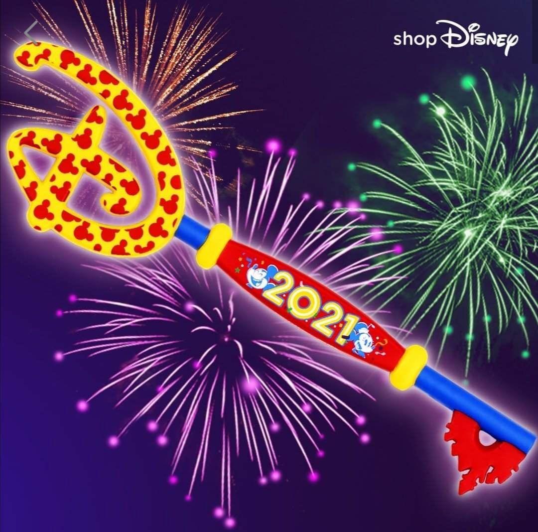 Clé Mickey et Minnie 2021 offerte dès 20€ d'achats