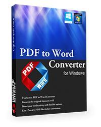 Logiciel Lighten PDF to Word Converter sur PC