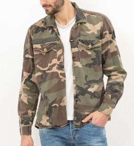 Chemise homme Dylan - Couleur Camo