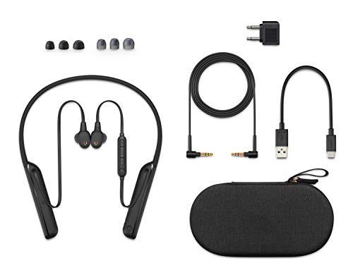 Écouteurs Intra-Auriculaires sans Fil Sony WI-1000XM2 à Réduction de Bruit