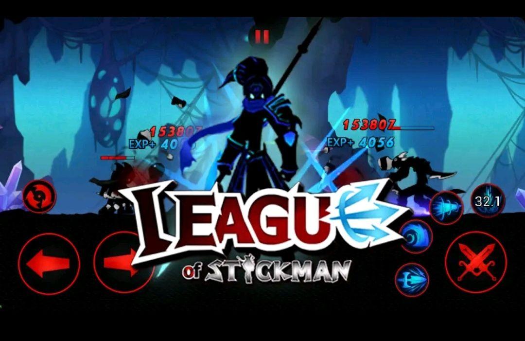 League of Stickman 2020- Ninja Arena PVP(Dreamsky) Gratuit sur Android